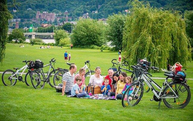 Natur in Heidelberg