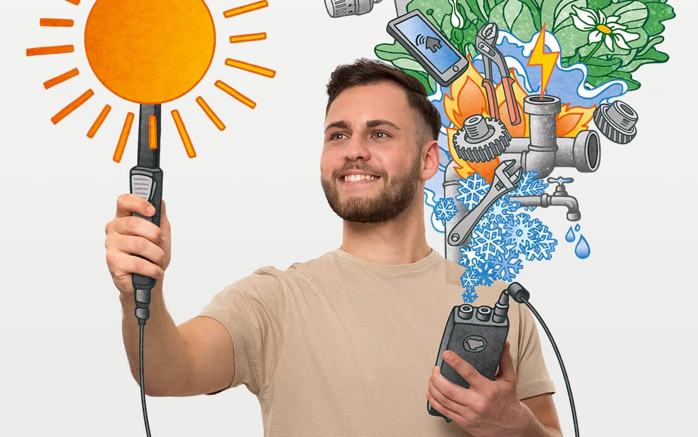 Ausbildung Anlagenmechaniker für Sanitär-, Heizungs- und Klimatechnik (m/w/i)